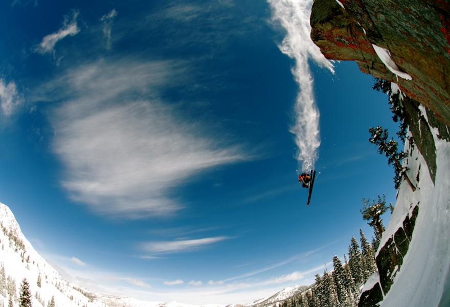 Utah skiing